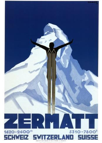 Zermatt Taidevedos