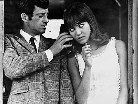 Pierrot Le Fou, 1965 Outro