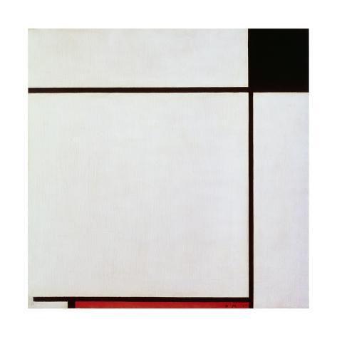 Composition, 1927 Lámina giclée