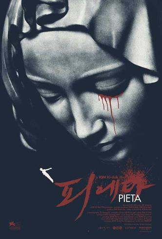 Pieta Movie Poster Masterprint