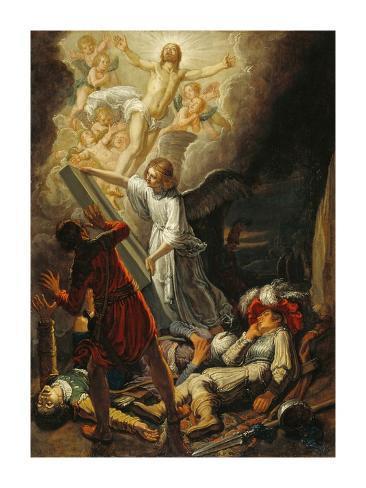 The Resurrection Lámina