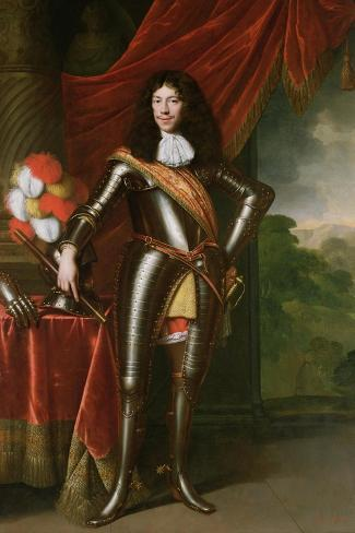 Portrait of a Nobleman Giclee Print