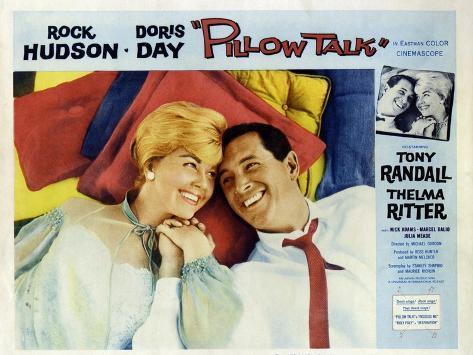 Pillow Talk, 1959, Directed by Michael Gordon Giclee Print