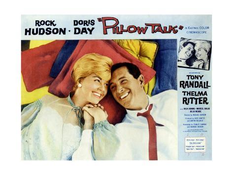 Pillow Talk, 1959 Impressão giclée
