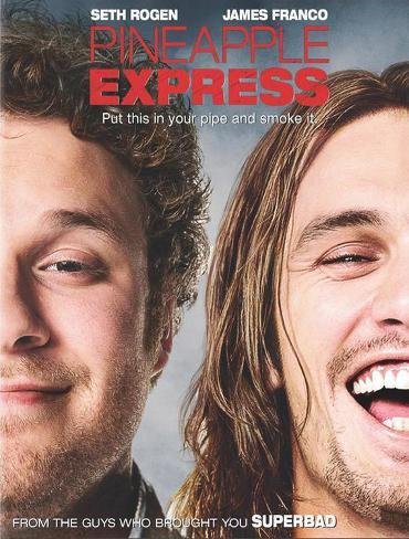 Pineapple Express Masterprint