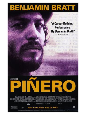 Pinero, 2001 Stretched Canvas Print
