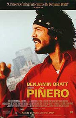 Pinero Original Poster
