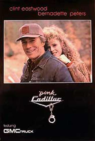 Pink Cadillac Original Poster
