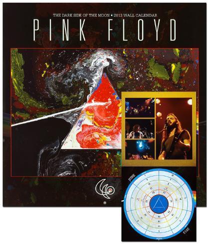 Pink Floyd - 2013 Calendar Calendars