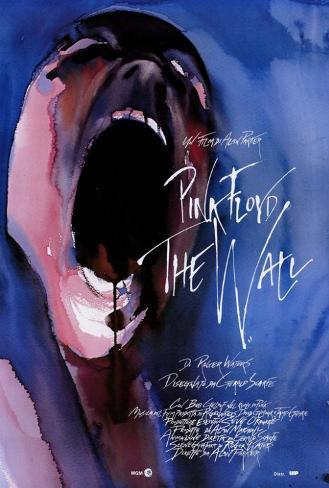 Pink Floyd The Wall - Italian Style Poster