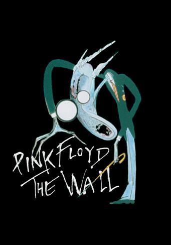 Pink Floyd - The Wall - Teacher Fabric Poster