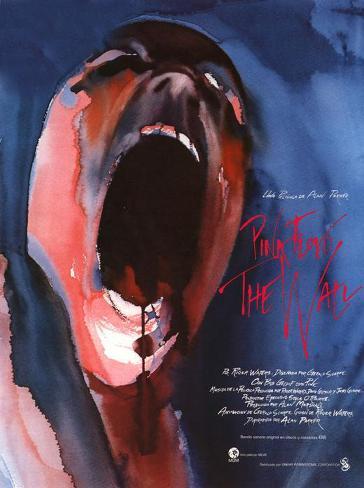 Pink Floyd The Wall Masterprint