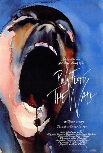 Pink Floyd The Wall Poster