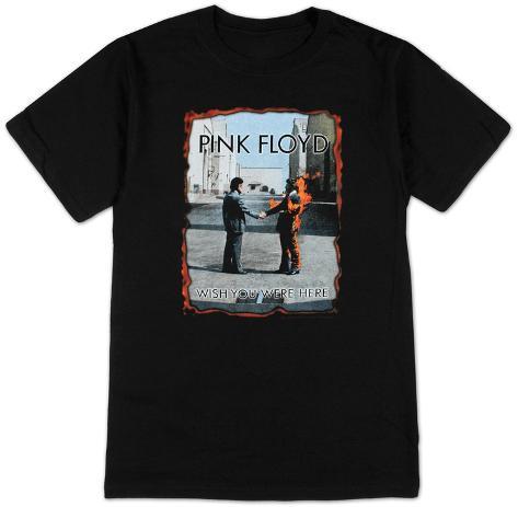 Pink Floyd - Wish You Were Here (Burnt Edges) T-Shirt