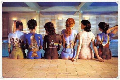 Pink Floyd Pôster