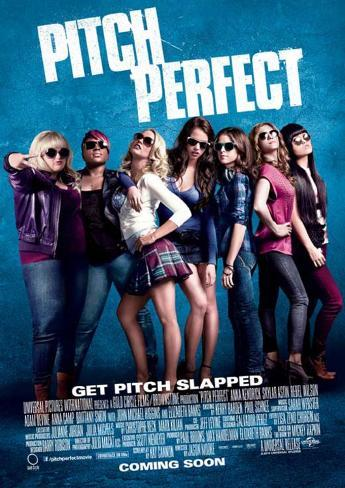 Pitch Perfect Movie Poster Poster