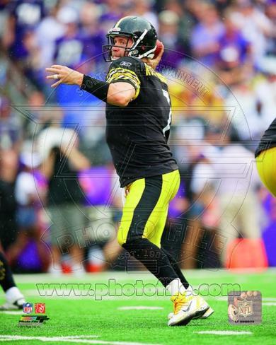 Pittsburgh Steelers - Ben Roethlisberger Photo Photo