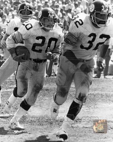 Pittsburgh Steelers - Rocky Bleier Photo Photo