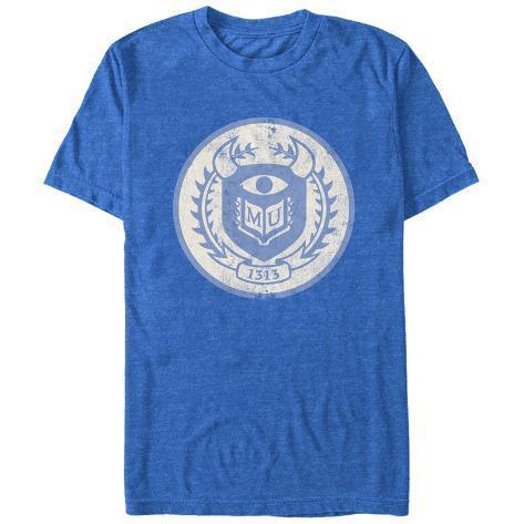 Pixar: Monsters University- School Crest T-Shirt