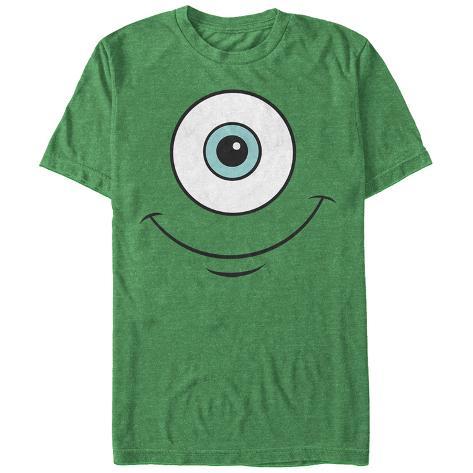 Pixar: Monsters University- Smiling Mike Wazowski T-Shirt