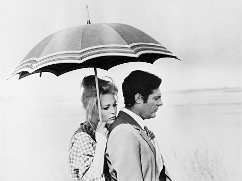Place for Lovers, 1968 (Amanti) Impressão fotográfica