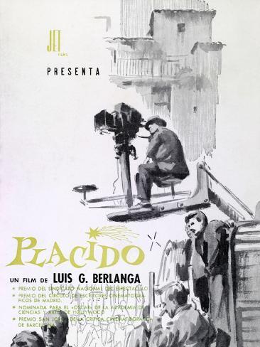 Placido, 1961 Giclee Print