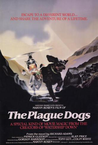 Plague Dogs Poster