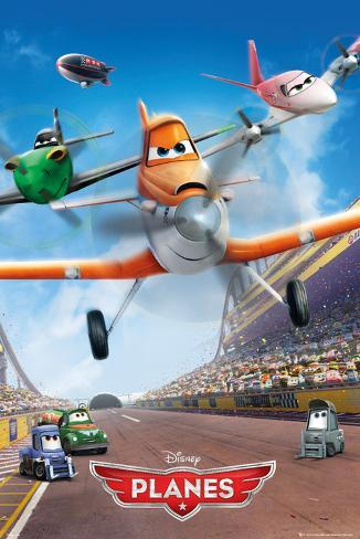 Planes Teaser Poster