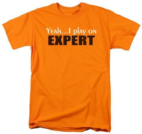Play on Expert T-Shirt