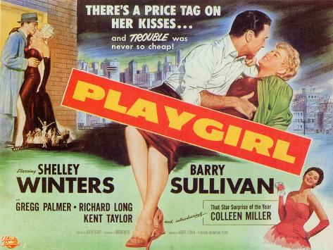 Playgirl, 1954 Art Print