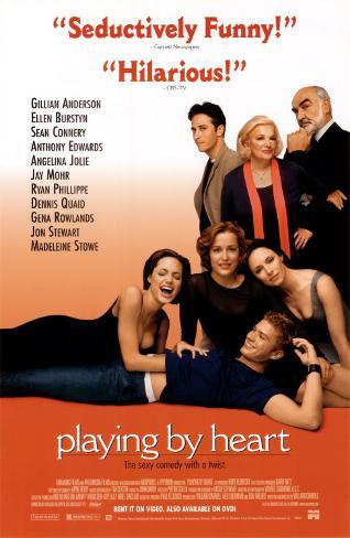 Playing By Heart Original Poster