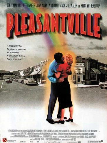 Pleasantville - French Style Masterprint