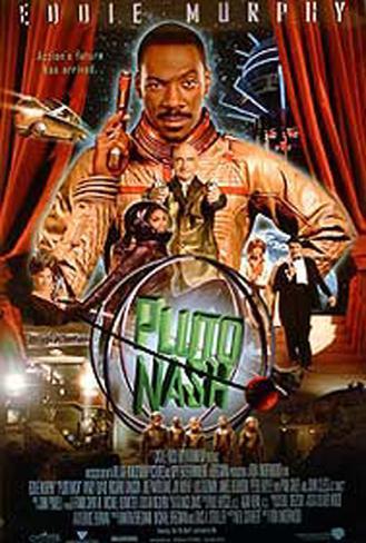 Pluto Nash Original Poster