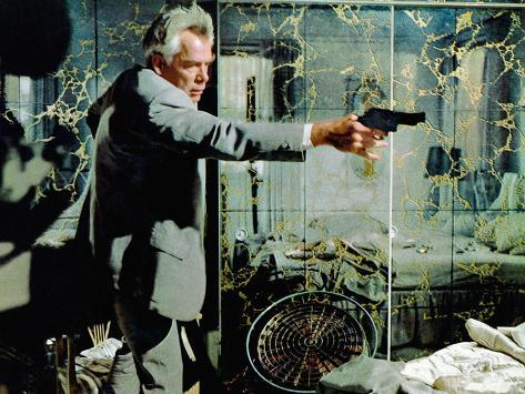 Point Blank, Lee Marvin, 1967 Foto