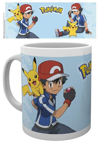 Pokemon Ash Mug Mug