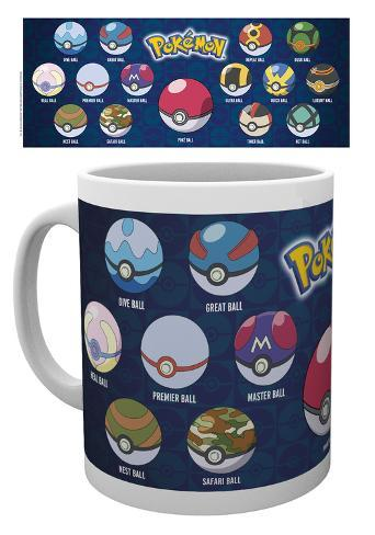 Pokemon - Ball Varieties Mug Mug