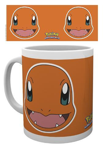 Pokemon Charmander Face Mug Mug