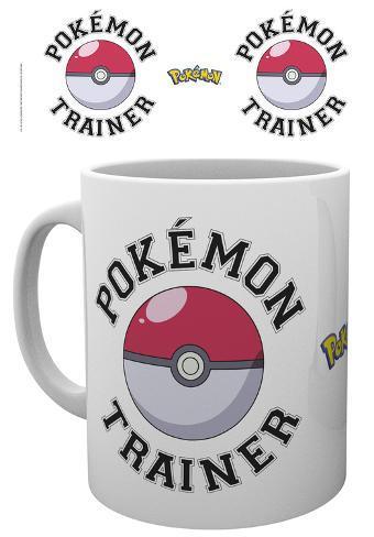 Pokemon - Trainer Mug Mug