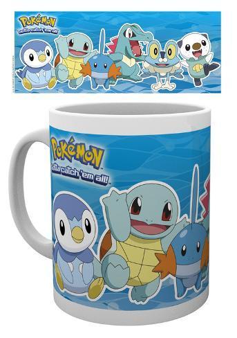 Pokemon Water Partners Mug Mug
