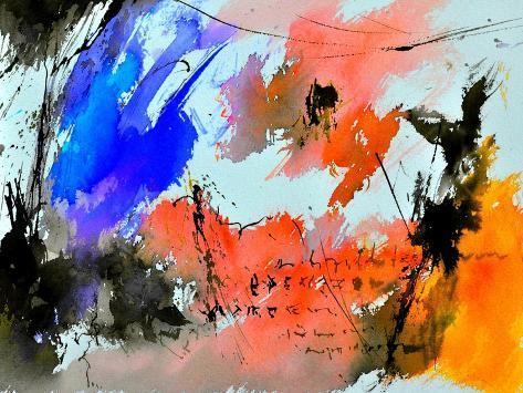 Abstract 56231 Art Print