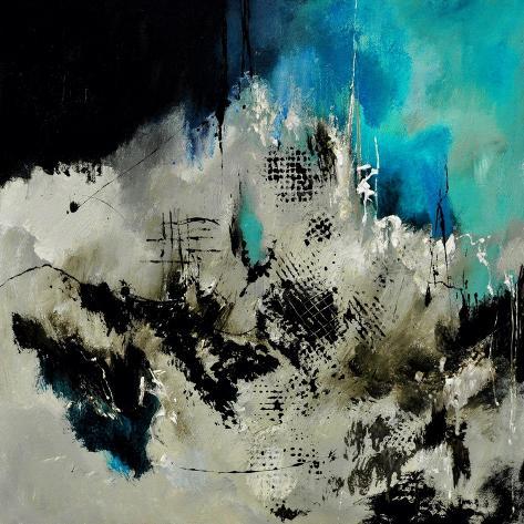 Abstract 66416022 Premium Giclee Print