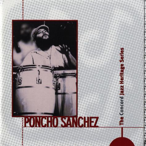 Poncho Sanchez - Concord Jazz Heritage Series Wall Decal