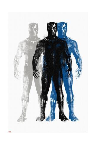 Pop Art Panther Art Print