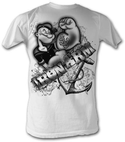 Popeye - Iron Man T-shirt