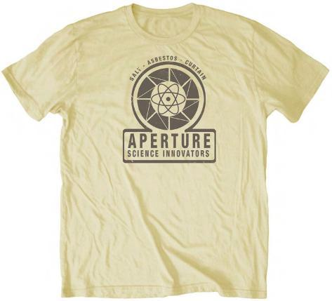 Portal 2 - Aperture 1940's T-Shirt