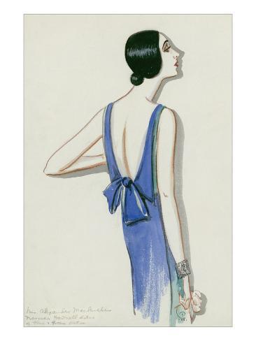 Vogue - July 1931 Giclee Print