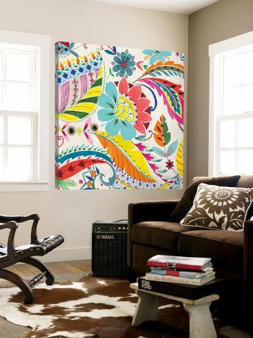 Boho Paisley I Loft Art