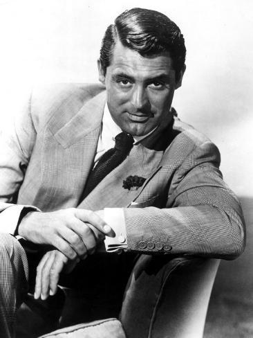 Portrait of Cary Grant Photo