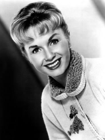 Portrait of Debbie Reynolds, Ca.1950s Photo