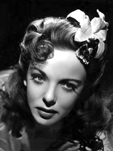 Portrait of Ida Lupino Photo
